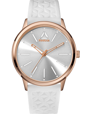 Chelsea Sunray White Rose Gold