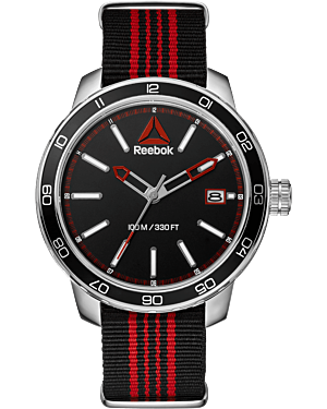 Forge 1.0 Black Red Nato