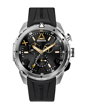 Impact Chrono Black Gold Chrono