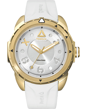 Impact Woman White / Gold