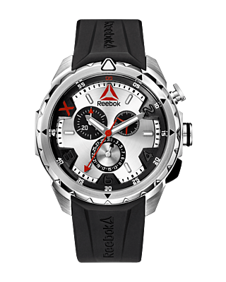 Impact Chrono Black Dial
